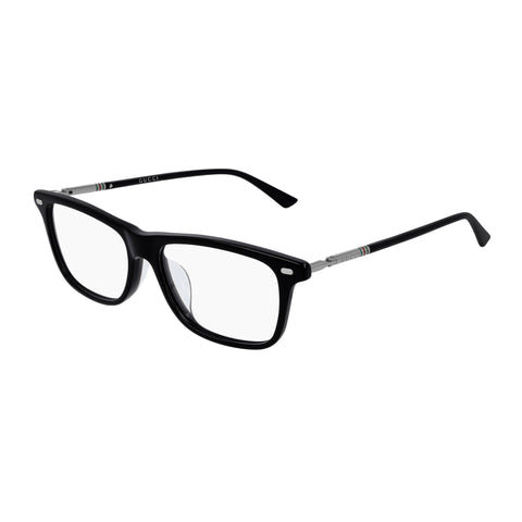 Gucci Male Gg0519oa Black Modern Rectangle Optical Frames