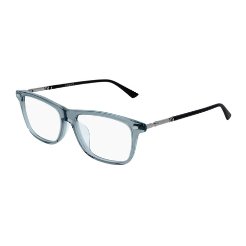 Gucci Male Gg0519oa Grey Modern Rectangle Optical Frames