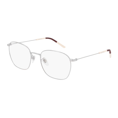 Gucci Male Gg0681o Silver Round Optical Frames