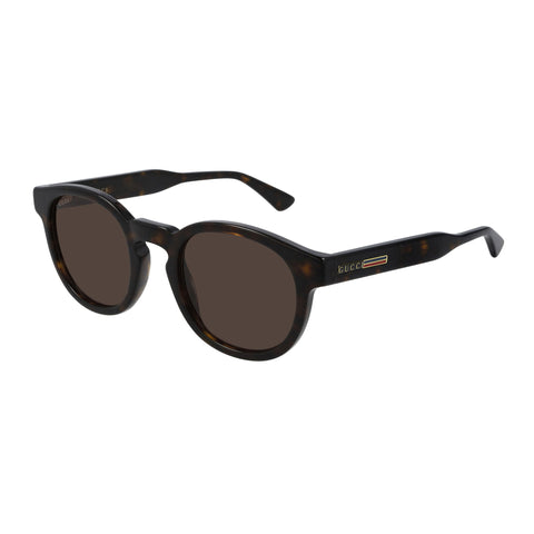 Gucci Male Gg0825s Tort Panthos Sunglasses