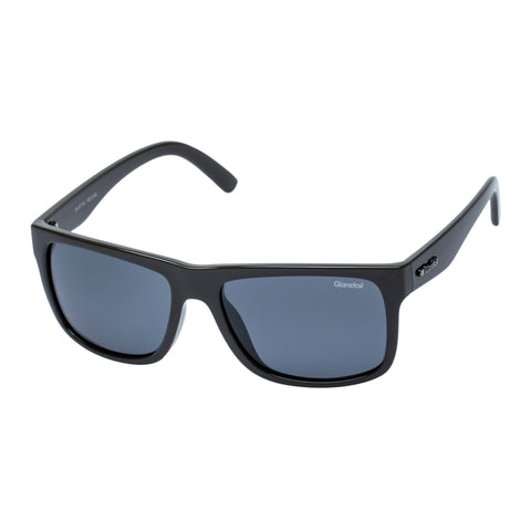 Glarefoil Male Dustin Tan Modern Rectangle Sunglasses