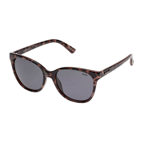 Glarefoil Female James Tort Cat-eye Sunglasses