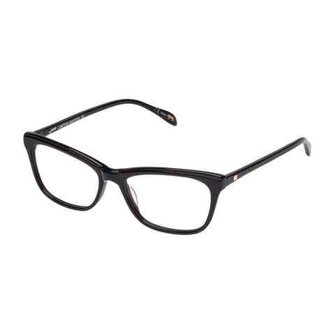 Jono Hennessy Female Hakea Brown Modern Rectangle Optical Frames