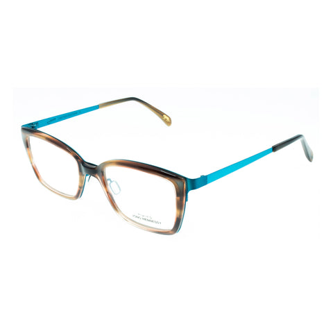 Jono Hennessy Female Luxury Black Classic Optical Frames
