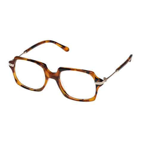Karen Walker Uni-sex Alek Tort Square Optical Frames
