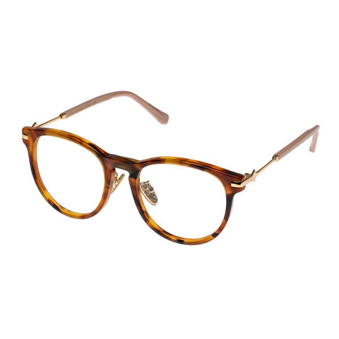 Karen Walker Uni-sex Philo Alt Fit Tort Round Optical Frames