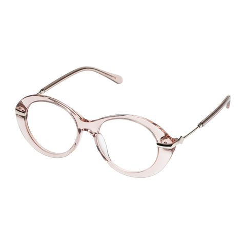 Karen Walker Female Cindy Rose Oval Optical Frames