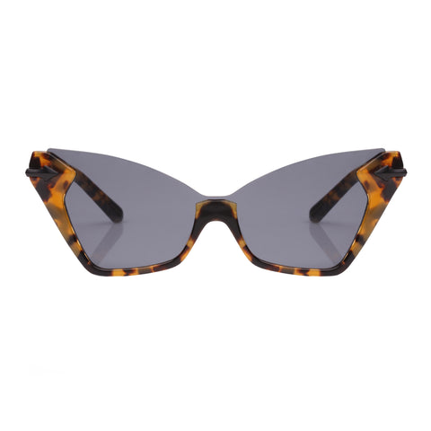 Karen Walker Female Sweet Cat Tort Cat-eye Sunglasses