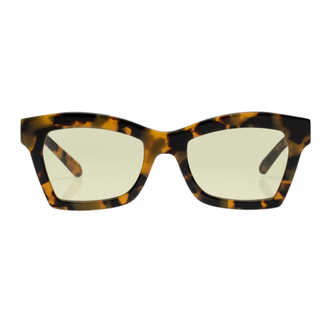 Karen Walker Female Blessed Tort Cat-eye Sunglasses
