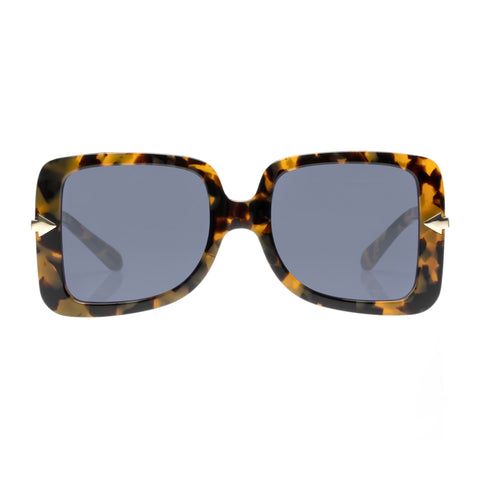 Karen Walker Female Eden Tort Square Sunglasses