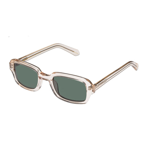 Monumental By Karen Walker Male Owens Clear Rectangle Sunglasses