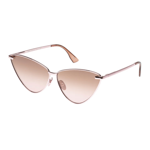 Le Specs Female Nero Rose Cat-eye Sunglasses