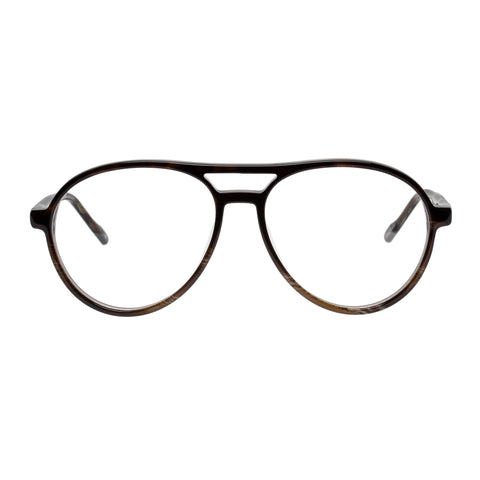 Le Specs Uni-sex Planetary Tort Aviator Optical Frames