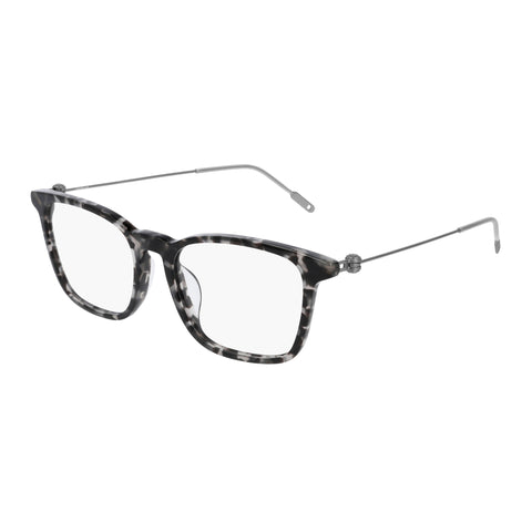 Montblanc Male Mb0005oa Tort Modern Rectangle Optical Frames