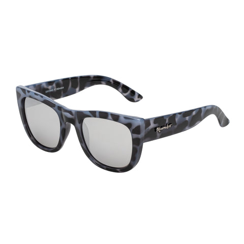 Mambo Female Serving It Tort Modern Rectangle Sunglasses
