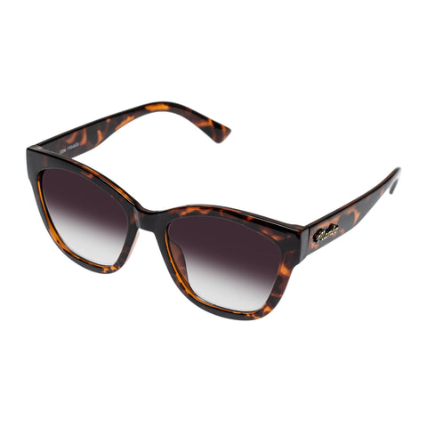 Mambo Female Gem Tort Cat-eye Sunglasses