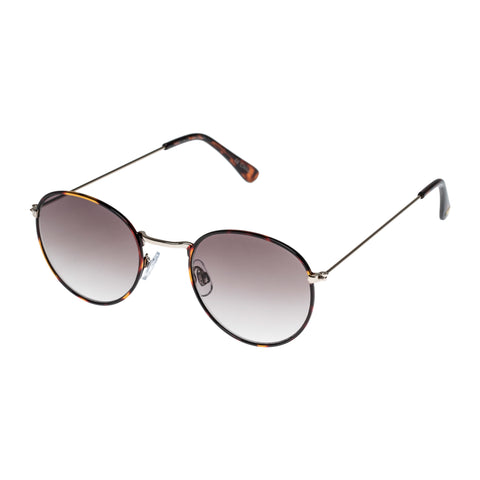 Minkpink Female Heritage Gold Round Sunglasses