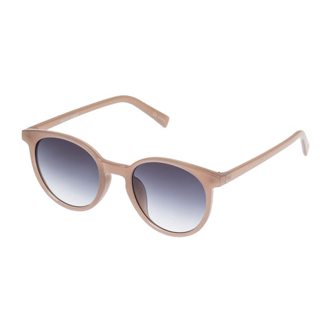 Minkpink Female Breeze Pink Round Sunglasses