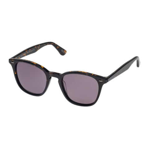 Morrissey Male Exceptional Tort Modern Rectangle Sunglasses
