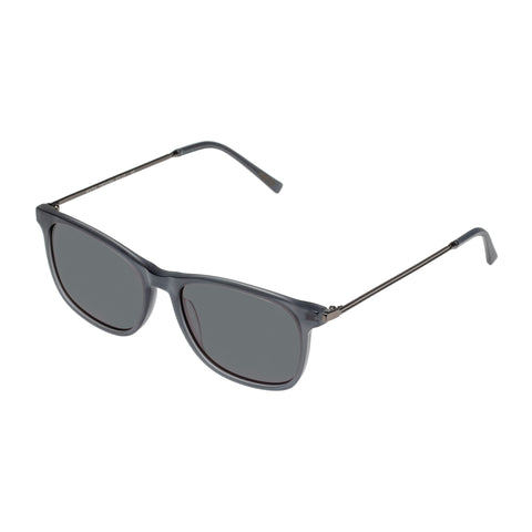 Morrissey Male Myth Grey Modern Rectangle Sunglasses