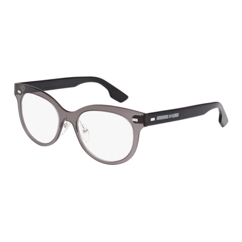 Mcqueen Female Mq0009o Grey Wrap Fashion Optical Frames