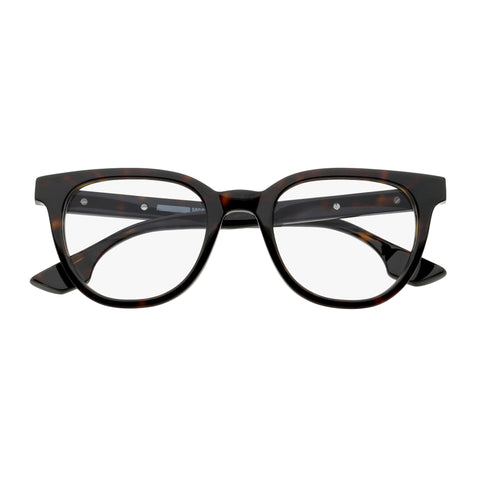 Mcqueen Female Mq0030o Tort Wrap Fashion Optical Frames