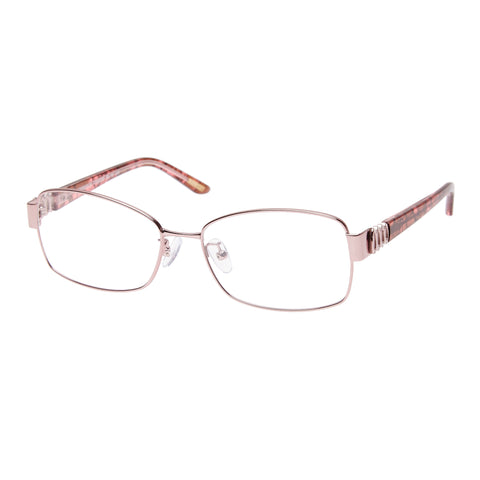 Morrissey Female Victorious Pink Oval Optical Frames