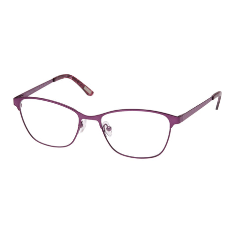 Morrissey Female Exclusive Purple Cat-eye Optical Frames