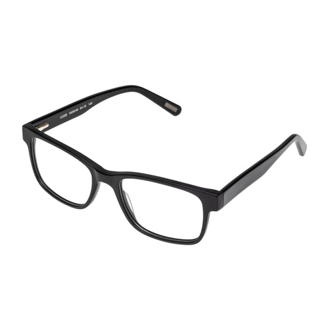 Morrissey Male Code Grey Modern Rectangle Optical Frames
