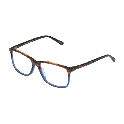 Morrissey Male Velocity Brown Modern Rectangle Optical Frames