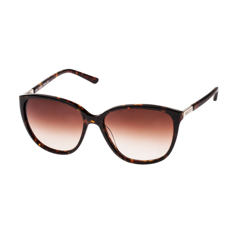 Oroton Female Lush 1303184 Lux Exclusive Tort Classic Sunglasses