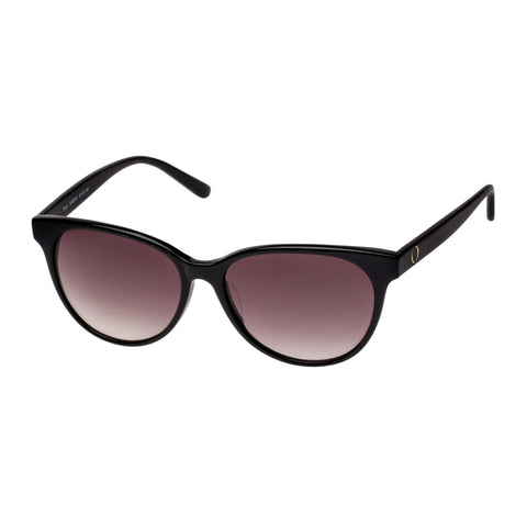 Oroton Female Myall Black Cat-eye Sunglasses