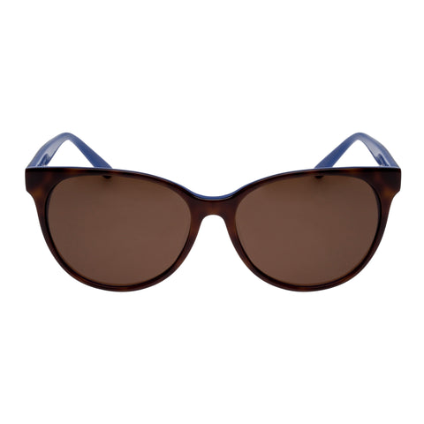 Oroton Female Myall Tort Cat-eye Sunglasses