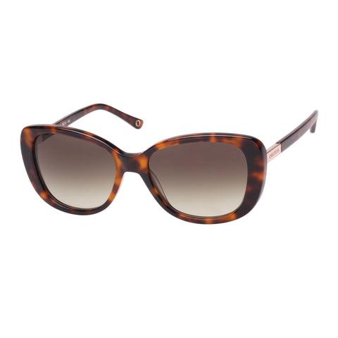 Oroton Female Derby Tort Wrap Fashion Sunglasses