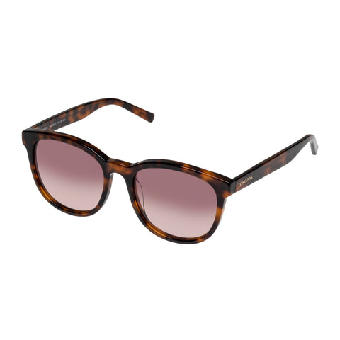 Oroton Female Mabel Tort Round Sunglasses