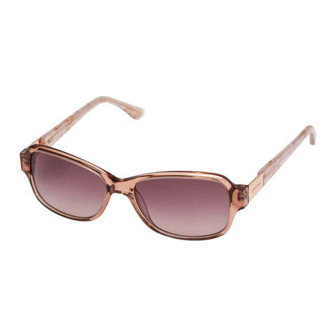 Oroton Female Heritage Tan Wrap Fashion Sunglasses