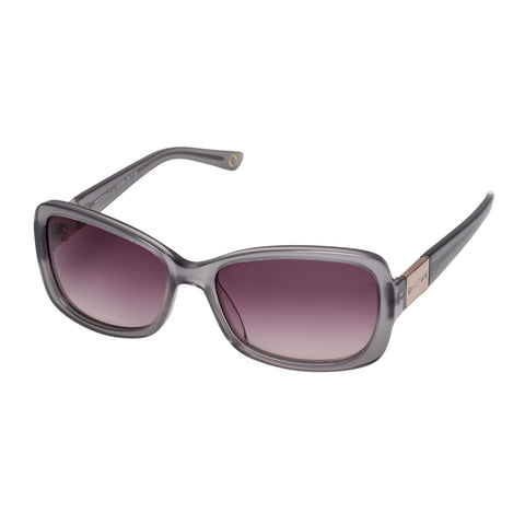 Oroton Female Manzanillo V2 Grey Wrap Fashion Sunglasses