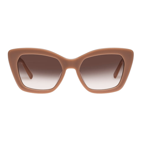 Oroton Female Naeva Rose Cat-eye Sunglasses