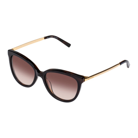Oroton Female Iris Tort Cat-eye Sunglasses