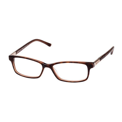 Oroton Female Melaque Tort Modern Rectangle Optical Frames