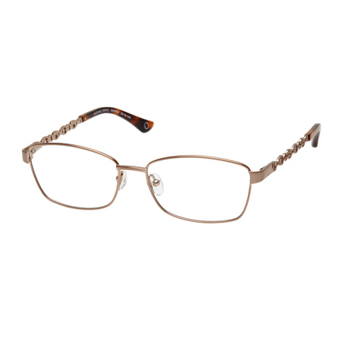 Oroton Female Alpine Trois Brown Butterfly Optical Frames