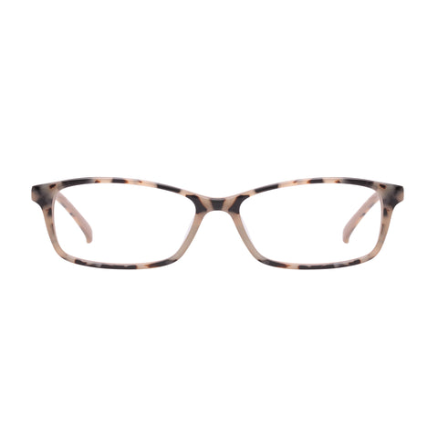 Oroton Female Alpine Elegant Tort Modern Rectangle Optical Frames