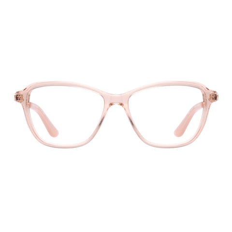 Oroton Female Hereford Tan Square Optical Frames