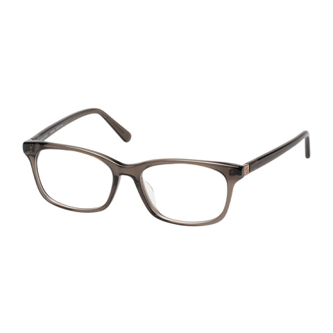 Oroton Female Gallivant (af) Grey Modern Rectangle Optical Frames