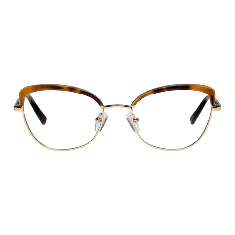 Oroton Female Laurel Tort Cat-eye Optical Frames
