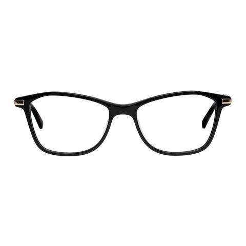 Oroton Female Gray Black Cat-eye Optical Frames