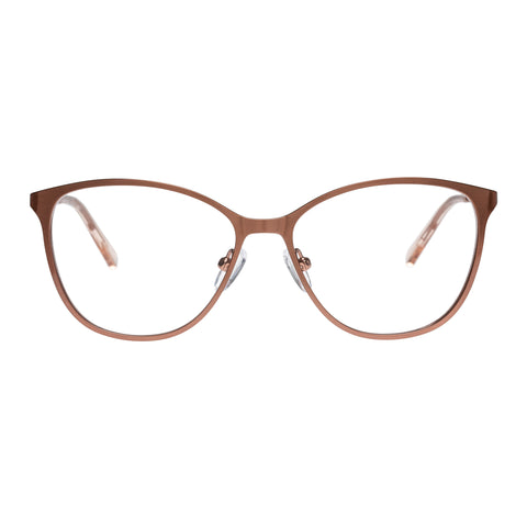 Oroton Female Sylvie Rose Cat-eye Optical Frames