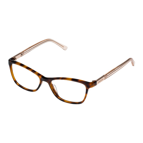 Oroton Female Lois Tort Modern Rectangle Optical Frames