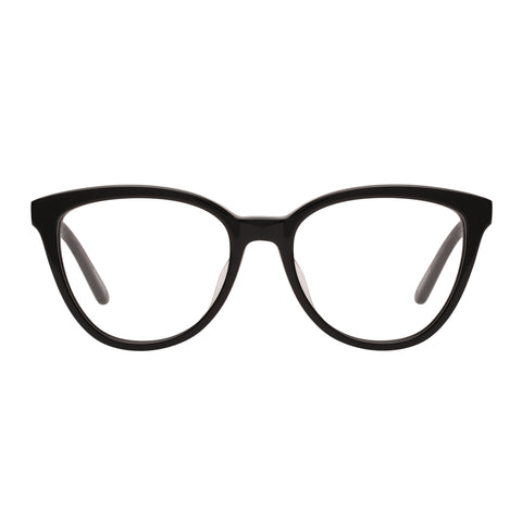 Sass And Bide Female Vinyassa Blast Black Cat-eye Optical Frames