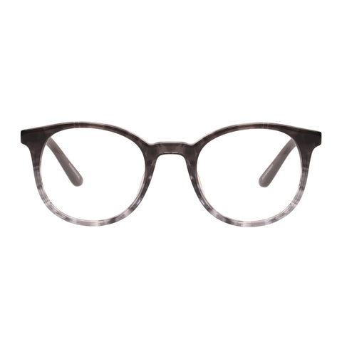 Sass And Bide Female Ajiva Bookin Grey Round Optical Frames